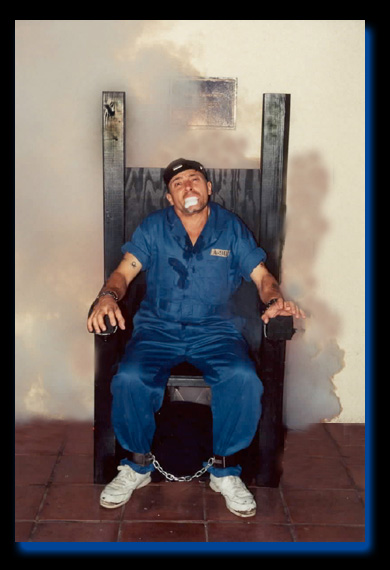 First electric chair victim - Female Electric Chair Corpses Pictures To Pin On Pinterest