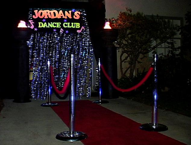 Night Club Theme